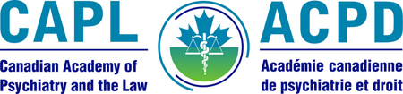 Canadian Academy of Psychiatry and the Law (CAPL) Logo